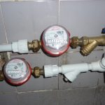 Установка водяных счетчиков, счетчиков воды Киев