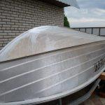 Сварка, ремонт алюминиевых лодок Киев