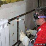 Монтаж радиаторов отопления Киев