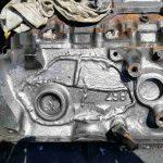 Сварка, ремонт блока двигателя Киев