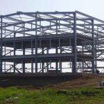 Строительство из металлоконструкций Киев