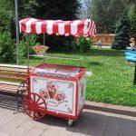 Тележки для продажи мороженого Киев
